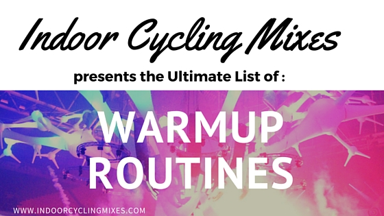 Ultimate List Of Indoor Cycling Drills For Spin Class And Exercise